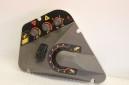 Instrumentpanel MF 8150