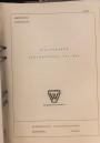 BEG.Instruktionsbok & Reservdelsbok Aktiv M2S