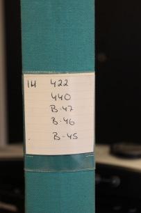 BEG. Instruktionsbok IH