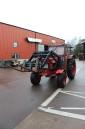 Traktor Volvo BM 600 med frontlastare