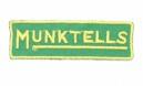 Tygmärke Munktells