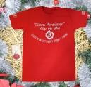 T-shirt Volvo BM Röd + BM Nyckelring