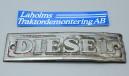 BEG Emblem diesel