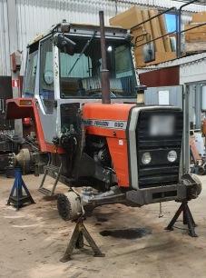 08/04-21 BEG reservdelar från MF 690 - BEG reservdelar MF 690