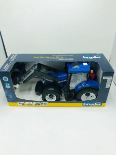 Bruder Traktor med frontlastare