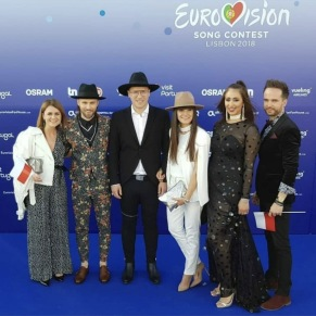Lukas Meijer - Eurovision 2018