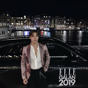 Andreas Wijk, ELLE - gala 2019