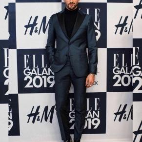 David Lundin, ELLE - gala 2019