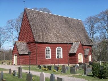 Kråksmåla kyrka