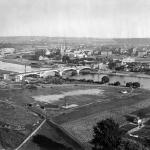 holešovický meandr 1928