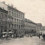 Karlínské nám. 1908