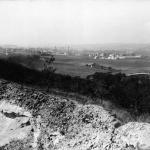 mezi Hloubětínem a Vysočany (snad kolem 1910)