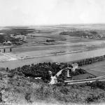 Modřany a Hodkovičky 1928