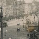 Václavské nám. 1906