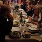 God mat och feststämning vid bröllop på Tängsta Gård