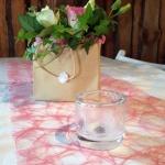 Så söta blomdekorationer till bröllop
