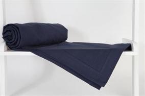 Hålsömsduk 150x250cm Blå -  Hålsöm  150x250cm Blå