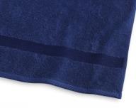 Frotté Marinblå 50x70cm