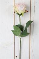 Rosa/Grön Roskvist H63cm
