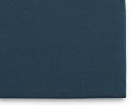Marinblått Dra på lakan 120x200cm