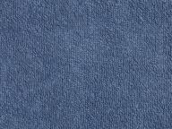 Blå Sängtopp 90x200cm