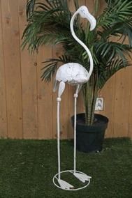 Gårdsflamingo Höjd 90cm