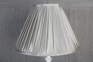 Grå Lampskärm 15x35x25cm