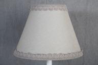 Lampskärm Spets 11x24x18cm