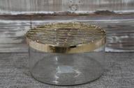 Vas med gallerlock H7 D15cm