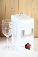 Vit vinbox