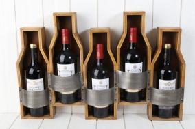 Flasklåda