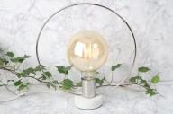 Silver Lampa