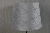 Lampskärm i sammet