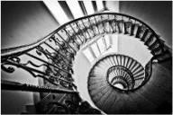 Tavla spiral 40x60cm