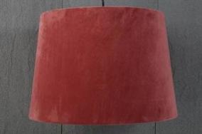Marshala taklampskärm i sammet - Marshala