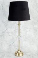 Lampfot+skärm H 54cm