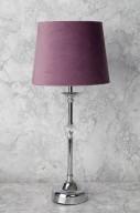 Lampfot+skärm H46cm