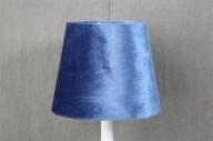 Oval lampskärm 15x25x16cm