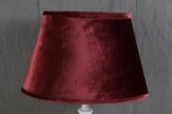 Oval lampskärm 21x33x21cm