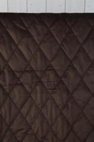 Brunt Överkast 180x270cm - Överkast Enkelsäng