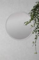 Rund spegel med klarglas D40cm
