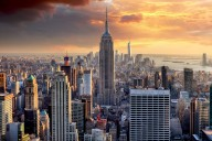 Poster City 40x50cm