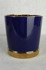 Blå Kruka Tea 16x15cm - Blå