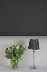 Svart Rullgardin 80x175cm - Svart rullgardin