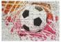 Fototapet Street football - B400xH280cm