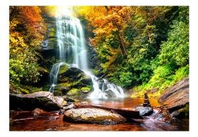 Fototapet Amazing wonder of nature - B150xH105cm