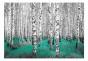 Fototapet - Emerald asylum - B400xH280cm