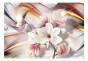 Fototapet - Artistic Magnolias - B400xH280cm