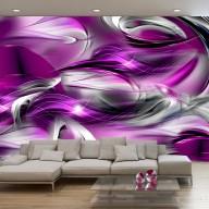 Fototapet - Purple sea