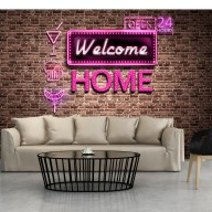 Fototapet - Welcome home